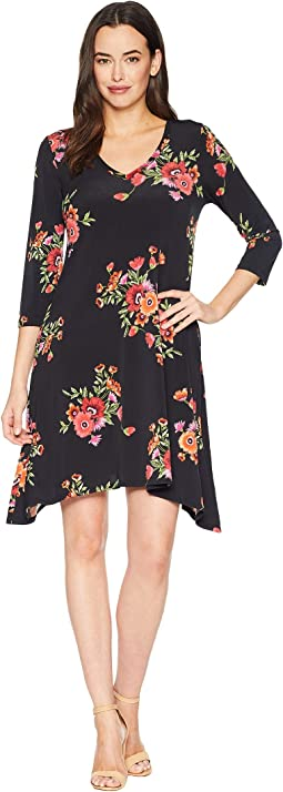3/4 Sleeve Hailey Dress