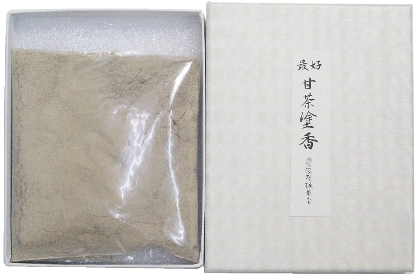 家族あいまいさ落胆させる淡路梅薫堂の塗香 最好甘茶塗香 30g ( ずこう ) 粉末 #503