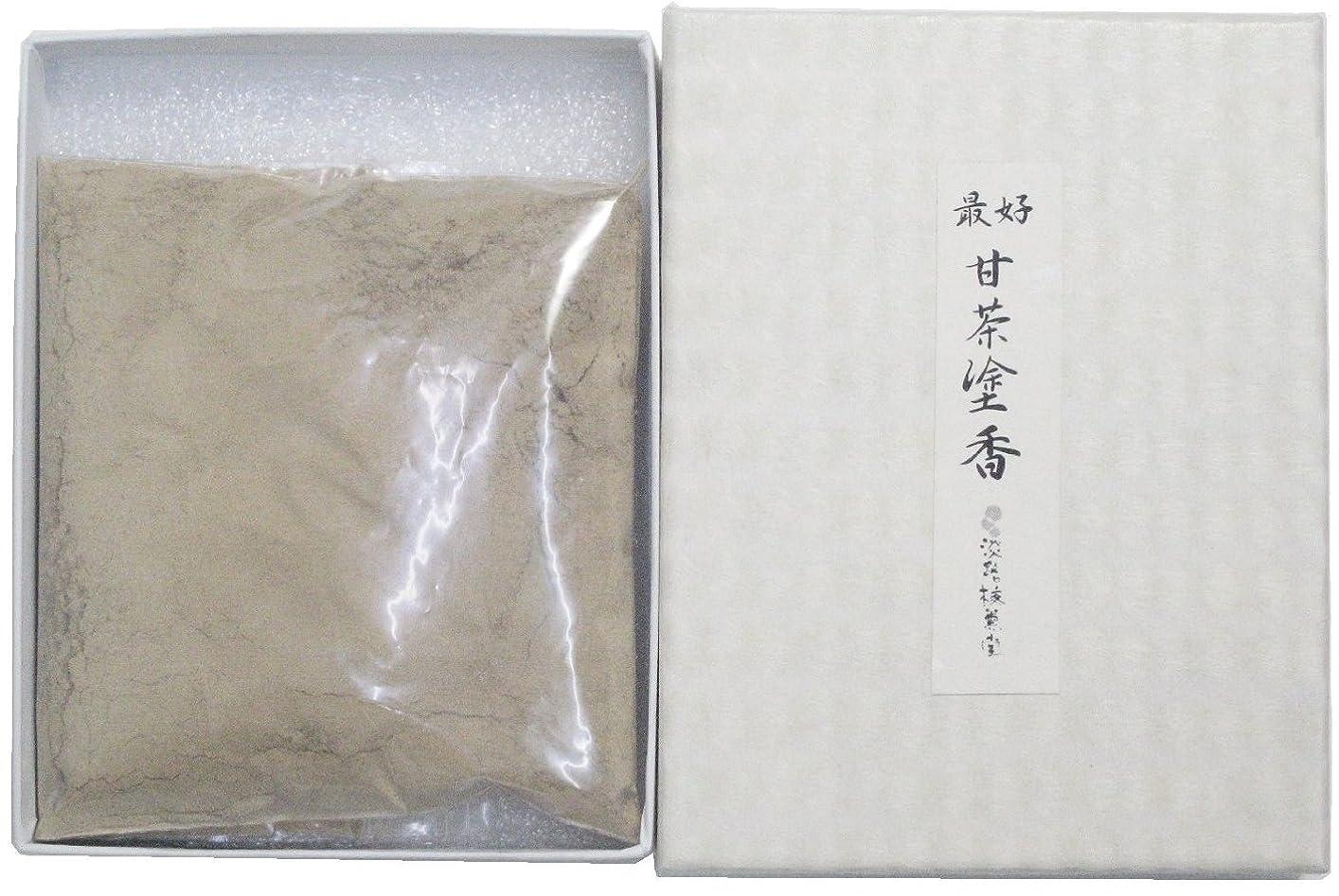 原子蒸留トロリー淡路梅薫堂の塗香 最好甘茶塗香 30g ( ずこう ) 粉末 #503