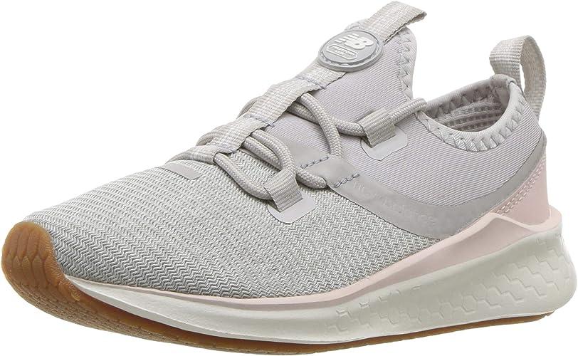 nouveau   Girls' Lazr V1 Fresh Foam FonctionneHommest chaussures, Rain Cloud, 2 W US Peu Enfant
