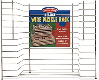 Best large wire puzzle rack Reviews