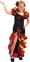 Bristol Novelty CC623 Rumba Girl Costume