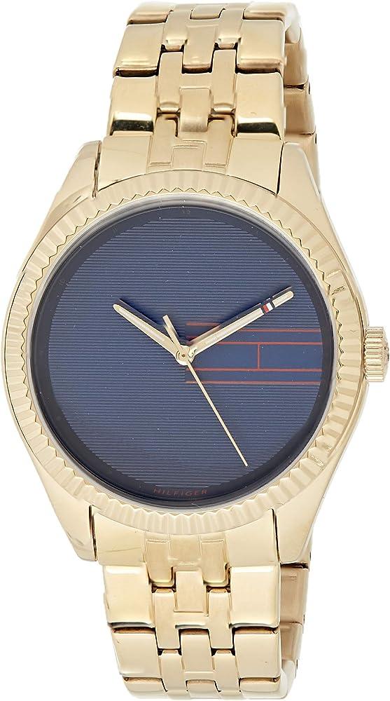 Tommy hilfiger orologio donna in acciaio inossidabile 1782081
