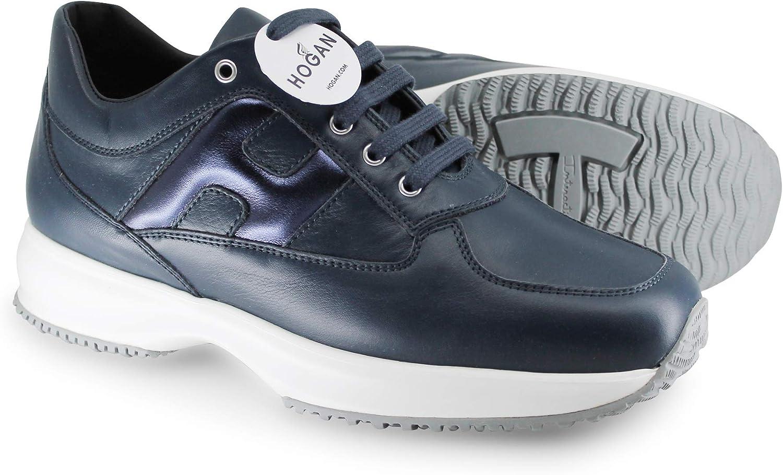 Hogan Junior Junior Sneakers Teen Blu con Logo HXR00N0O240HBO Blu ...