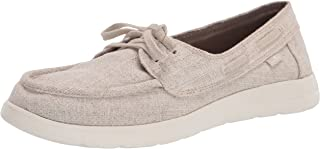 Sanuk womens Pair Sail Lite Tx Boat Shoe, Peyote, 9.5 US