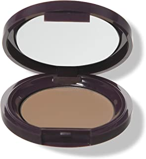 100% PURE Fruit Pigmented Long Last Compact Concealer, Toffee, Full Coverage Concealer, Brightens Dark Circles (Tan with Y...
