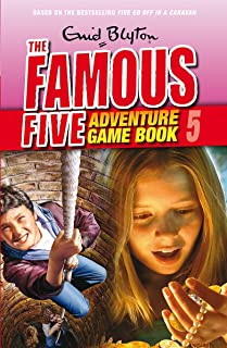 Famous Five: Adventure Game Books: Catch the Thief: Book 5