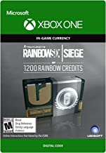 Tom Clancy's Rainbow Six Siege Currency pack 1200 Rainbow credits - Xbox One [Digital Code]