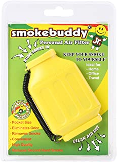 smokebuddy Jr Yellow Personal Air Filter
