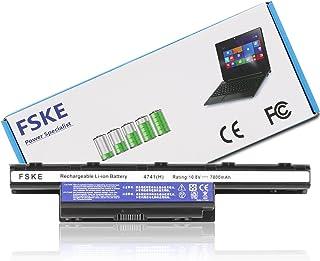 FSKE® AS10D51 AS10D31 Batería para Acer AS10D75 AS10D41 AS10D3E AS10D81 AS10D73 AS10D61 AS10D56 Aspire Travelmate 5750 5733 4741 Notebook Battery,10.8V 7800mAh 9-Células