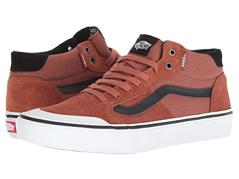 5df5b5f59ac Vans Style 112 Mid Pro at Zappos.com