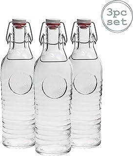 Botellas cristal 1.2L