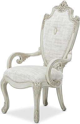 Amazon Com Acme Set Of 2 Chateau De Ville Side Chair