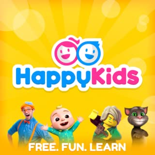 HappyKids - Popular Shows, Movies and Educational Videos for Children