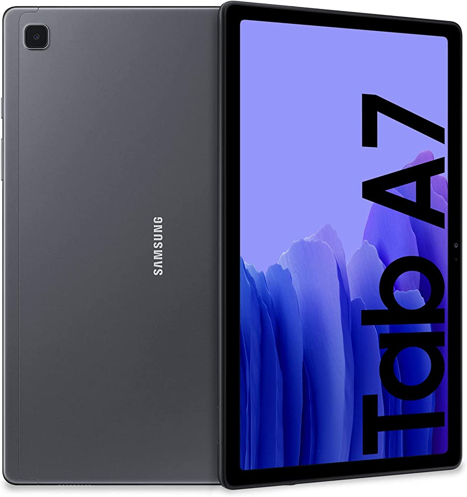 Samsung galaxy tab a7 tablet, display 10.4