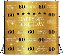 Best 60th birthday photo backdrop Reviews