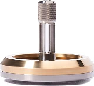 Joytech Spinning Top Precision Gyroscope Kill Time Metal Anti-Gravity Balance Toy Titanium Alloy T008