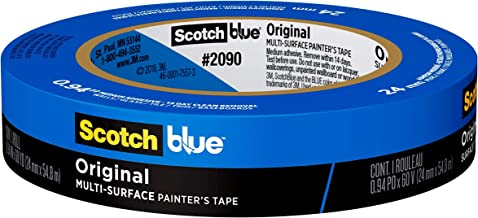 Scotchblue 2090/24A Maskeleme Bandı 24 mm x 54.8 m