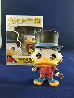 Funko Pop! Disney DuckTales Scrooge McDuck Red Coat Pop Entertainment Earth Exclusive