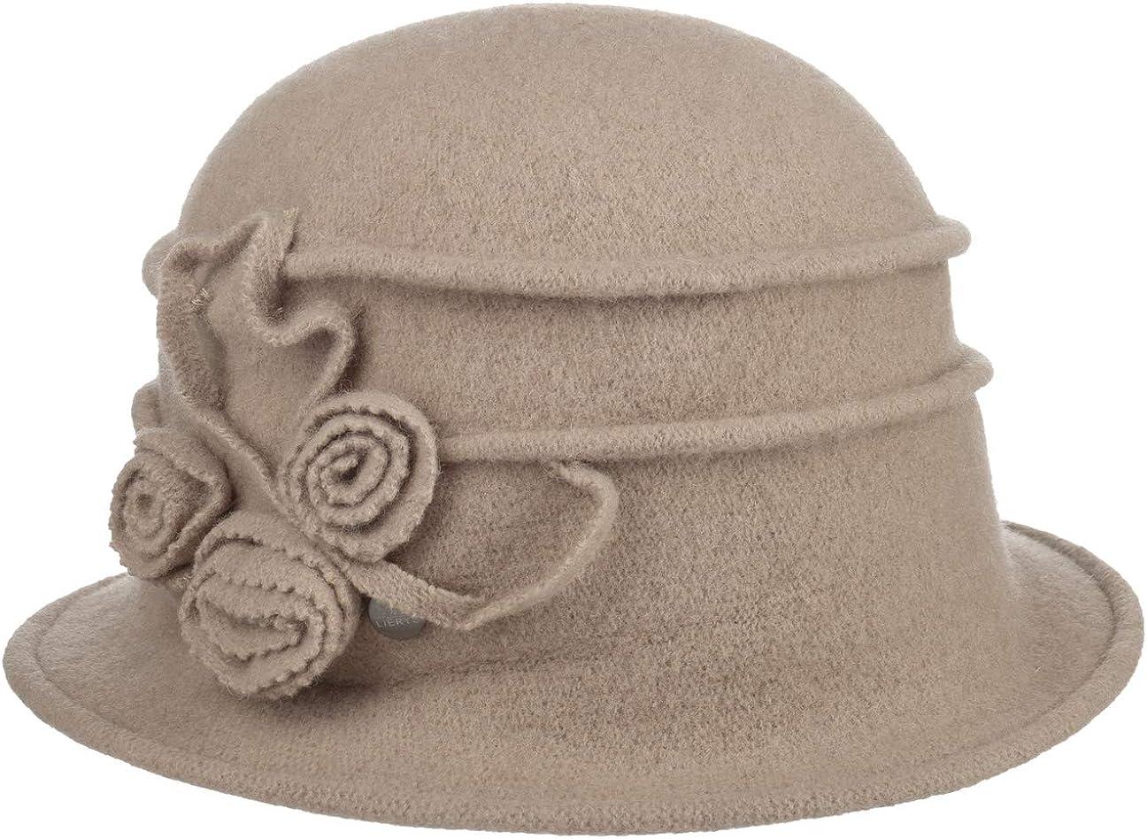 在庫あり Lierys Kapua Milled Wool Hat 2020A/W新作送料無料 - Women