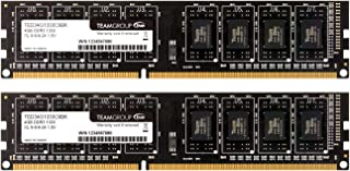 Team デスクトップ用メモリ DDR3 1333MHz PC3-10600 永久保証 ECOパッケージ (4GBx2枚(8GBkit))