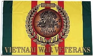 Vietnam War Veterans Flag 1959-1975