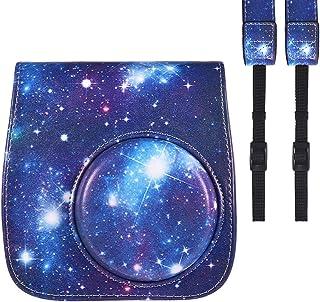 13 in 1 Accessories Kit for Fujifilm Instax Mini 8/8 plus/8s/9 Include Camera Case/Strap/Sticker/Selfie Lens/Colored Filte...