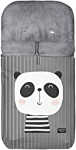 Bimbi Saco Carro Velour 451 Oso Panda 368 35 - Sacos de abrigo, unisex