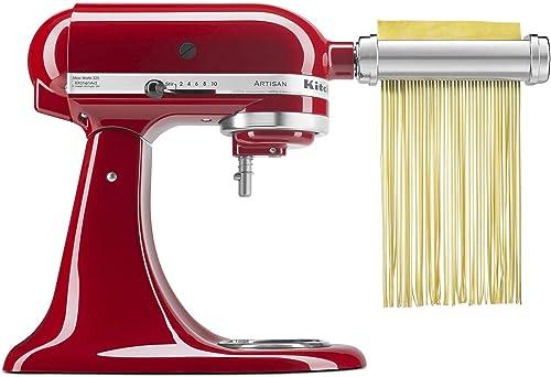 high quality KitchenAid popular KSMPRA Pasta Roller & Cutter Attachment Set, sale Pack of 1, Silver sale