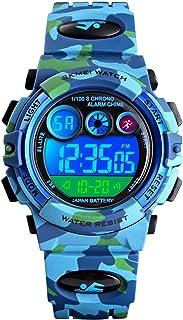 Kids Watch for Boys Girl Sports Waterproof LED Wrist...