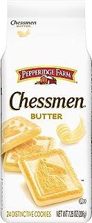 Pepperidge Farm Chessmen Butter Cookies, 7.25 oz. Bag