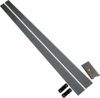 Dock Edge Fiberglass Bow Set - Includes Stainless Steel Connector & Molded Slat Sockets (2)