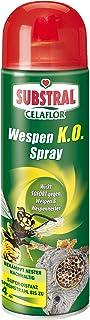 Substral Celaflor Wespen K.O. Spray, gegen Wespe und Wespennest, Super-..