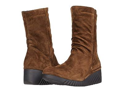 FLY LONDON LEDE228FLY (Ground Silky Leather) Women
