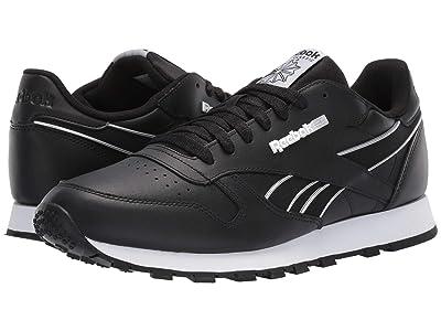 Reebok Lifestyle Classic Leather MU (Black/Cold Grey 2/White) Men