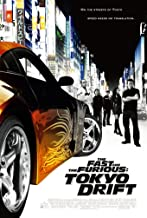 FAST AND THE FURIOUS TOKYO DRIFT MOVIE POSTER 2 Sided ORIGINAL FINAL 27x40