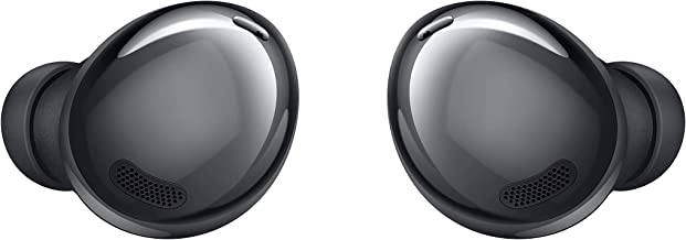 Samsung Galaxy Buds Pro, True Wireless Earbuds w/ Active Noise Cancelling (Wireless Charging Case Included), Phantom Black (US Version)