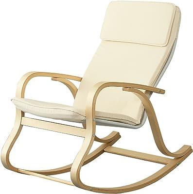 duehome - Mecedora Giro balanceo relajante, sillón balancín ...