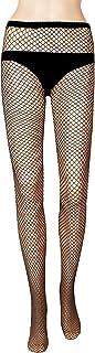 Fishnet Cross Mesh Stockings Fishnet Tights High Waist Pantyhose for Women