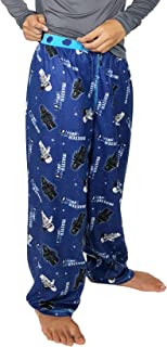 Star Wars Boy's Flannel Lounge Pajama Pants (Little Kid/Big Kid)