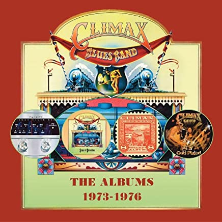 CLIMAX BLUES BAND - Albums 1973-1976 Remastered Edition (2019) LEAK ALBUM
