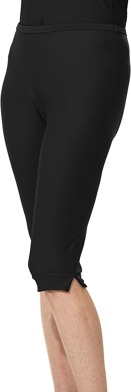 HydroChic Women's Modest Swim Shorts – Pedal Pusher Style Swimwear