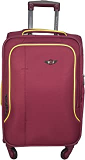 d5e89dd90 Texas USA - Exclusive Range of Imported Soft Luggage Trolley - 24 inch -  Medium Size