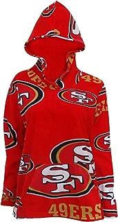 red san francisco hoodie