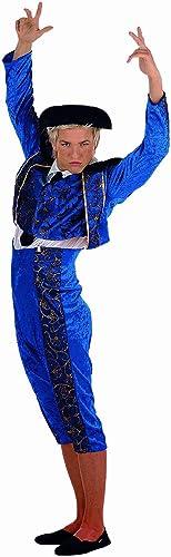 Ven a elegir tu propio estilo deportivo. Limit Sport Sport Sport - Disfraz de torero para adultos, Color azul, Talla L (MA568)  Tienda de moda y compras online.