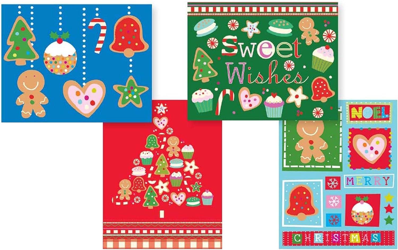 C.R. Gibson Urlaub Geschenk Gehäuse Sortiment, Sortiment, Sortiment, Sweet Wishes, 12 Stück Uhr Uhr (CA9–11853) B00NB8Y58G | Mangelware  | eine große Vielfalt  | Deutschland Online Shop  232280