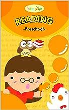 BAMBINO - Preschool workbook - Reading: Age 3-5, Alphabets, Words, Grammar, Match the sentence, Comprehension, and more !!! (Big get ready workbook 2)