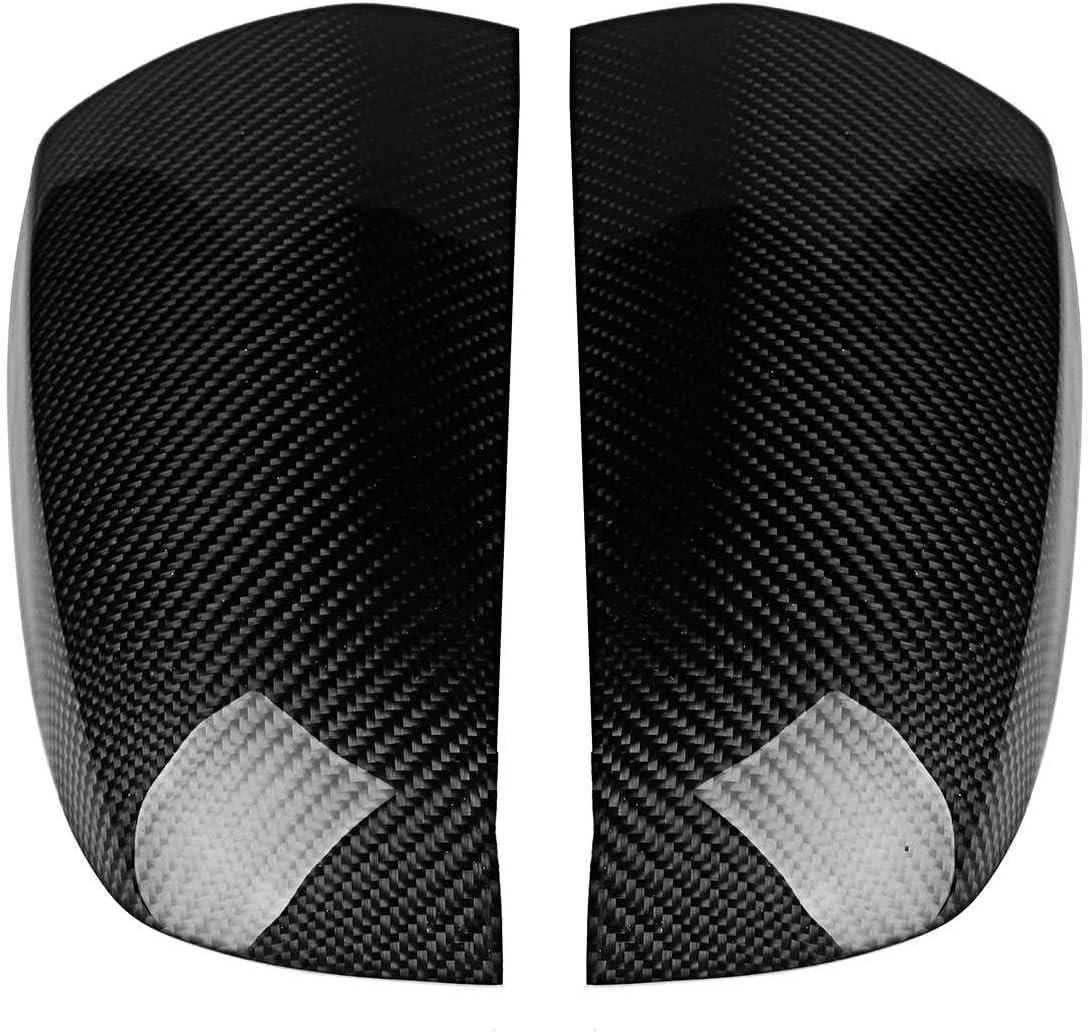 PPCP Max 86% OFF Mirror Trim Cover for x5 x6 2X E70 Carbon Rear Fiber Excellent D E71