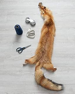 Red Fox Fur Pelt/Tanned Skins