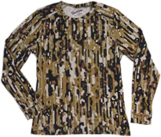 Duck Camp Men's Lightweight Bamboo Long Sleeve Crew...
